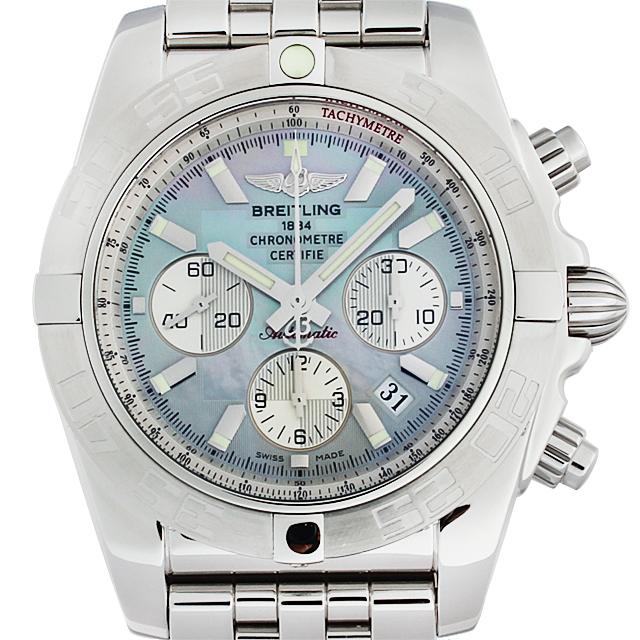【48回払いまで無金利】ブライトリング クロノマット44 A011G85PA メンズ(6XBRU000004)【中古】【腕時計】【送料無料】