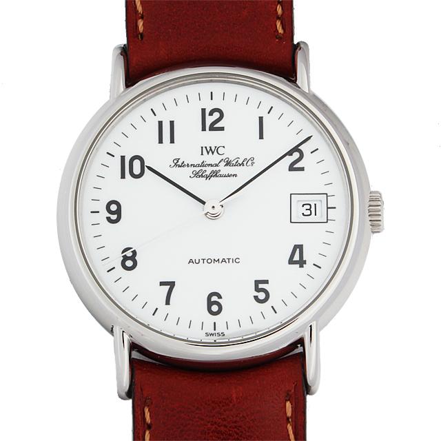 【48回払いまで無金利】IWC ポートフィノ 3513 メンズ(87IWU000015)【中古】【腕時計】【送料無料】