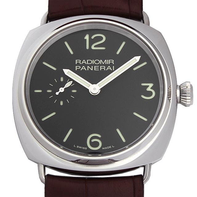【48回払いまで無金利】パネライ ラジオミール M番 PAM00337 メンズ(9MOPU000016)【中古】【腕時計】【送料無料】