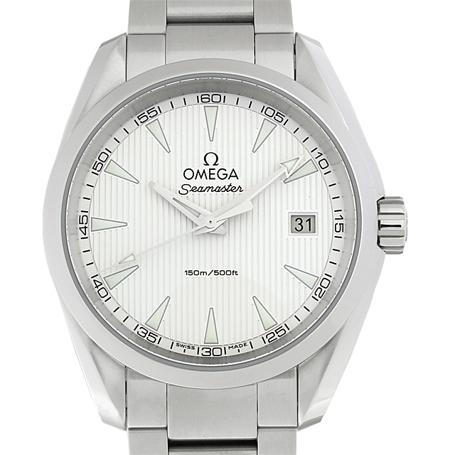 【48回払いまで無金利】オメガ シーマスター アクアテラ クォーツ 231.10.39.60.02.001 メンズ(007NOMAN0342)【新品】【腕時計】【送料無料】