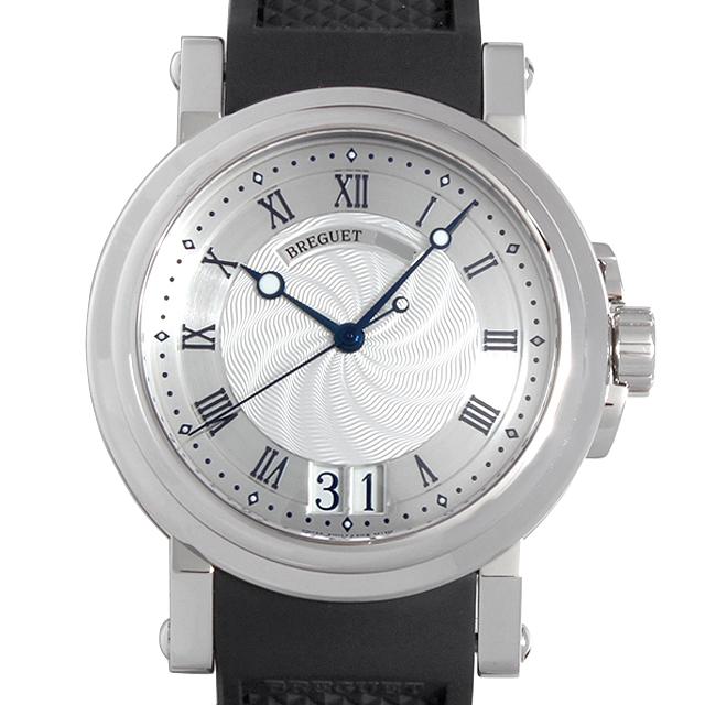 ブレゲ マリーン ラージデイト 5817ST/12/5V8 メンズ(0064BCAN0009)【新品】【腕時計】【送料無料】