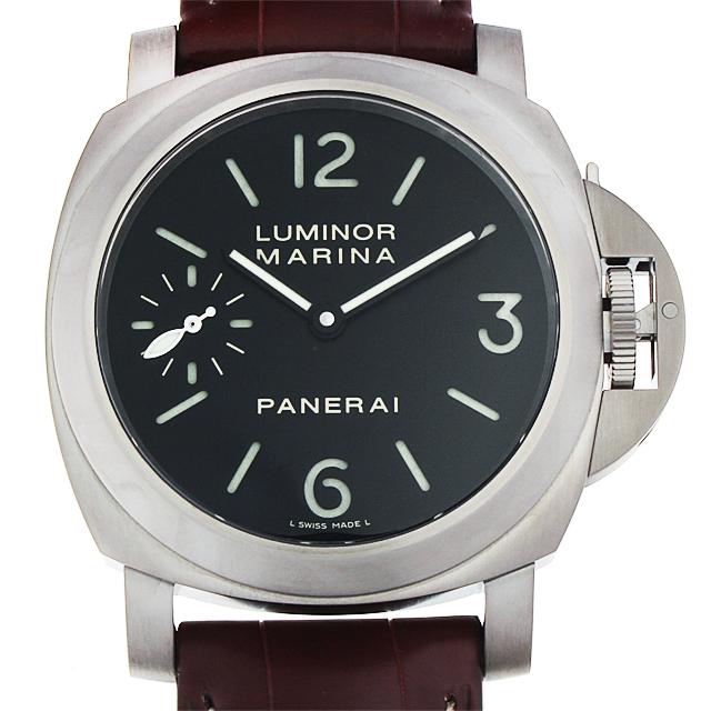 【48回払いまで無金利】パネライ ルミノールマリーナ PAM00177 メンズ(N-PAM00177)【新品】【腕時計】【送料無料】