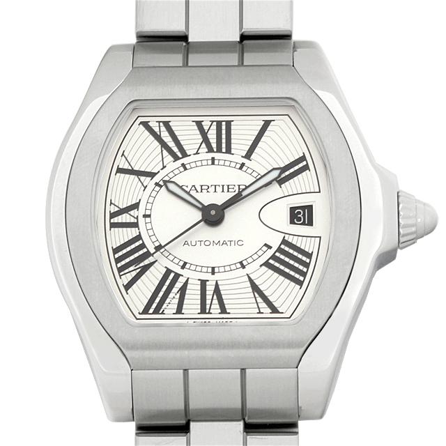 【48回払いまで無金利】カルティエ ロードスターS LM W6206017 メンズ(N-W6206017)【新品】【腕時計】【送料無料】
