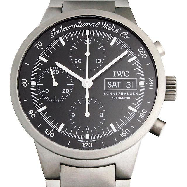 big sale e9bfb a67b3 SALE IWC GST chronograph IW370703 men (6XIWU000006)