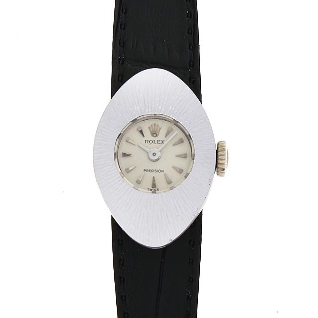 ロレックス カメレオン プレシジョン 18番 レディース(7UROA000005)【アンティーク】【腕時計】【送料無料】