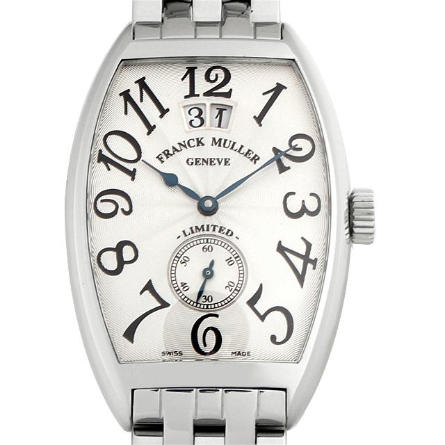 【48回払いまで無金利】SALE フランクミュラー トノーカーベックス リミテッド2000 世界限定1000本 2851S6 OAC メンズ(8WFRU000003)【中古】【腕時計】【送料無料】