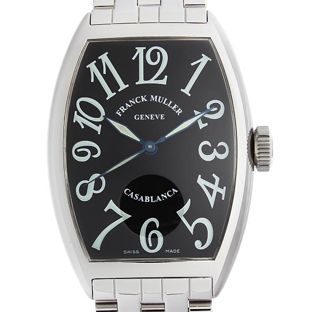 【48回払いまで無金利】SALE フランクミュラー カサブランカ 5850CASA OAC メンズ(8WFRU000008)【中古】【腕時計】【送料無料】