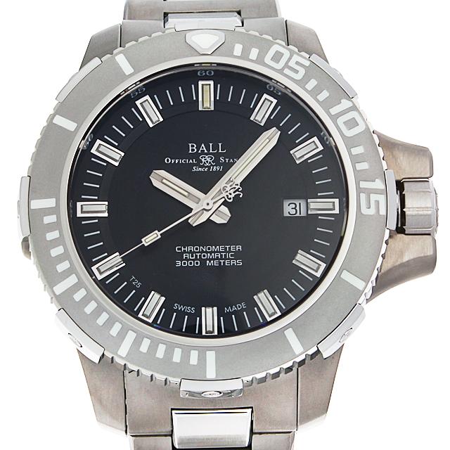 【48回払いまで無金利】ボールウォッチ エンジニア ハイドロカーボン ディープクエスト DM3000A-SCJ-BK メンズ(0066BLAN0033)【新品】【腕時計】【送料無料】