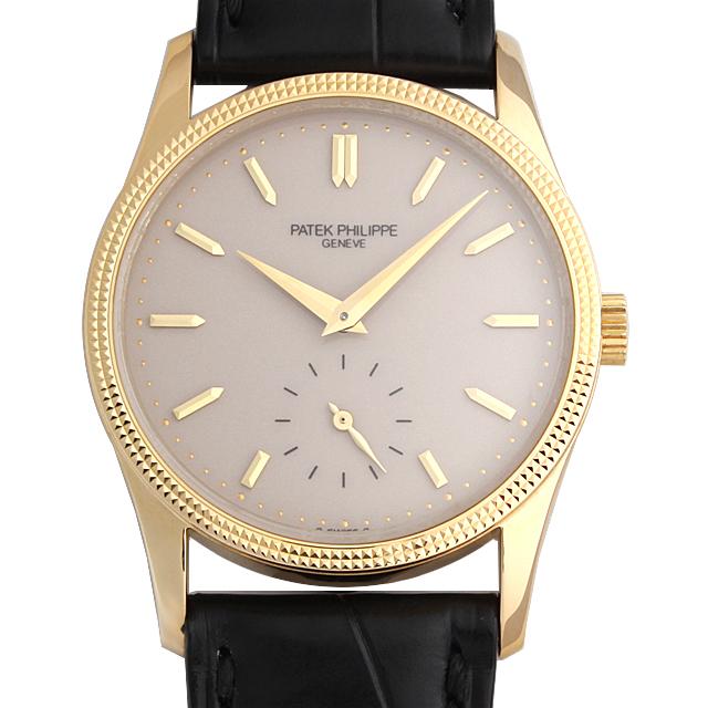 【48回払いまで無金利】パテックフィリップ カラトラバ 3796/D メンズ(12PPU000256)【中古】【腕時計】【送料無料】