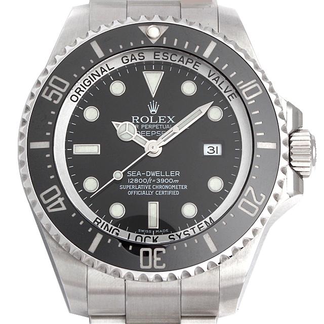 【48回払いまで無金利】SALE ロレックス ディープシー V番 116660 メンズ(12ROU000731)【中古】【腕時計】【送料無料】