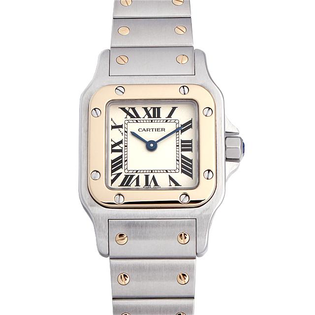 【48回払いまで無金利】カルティエ サントスガルベ SM W20012C4 レディース(0066CAAN0686)【新品】【腕時計】【送料無料】