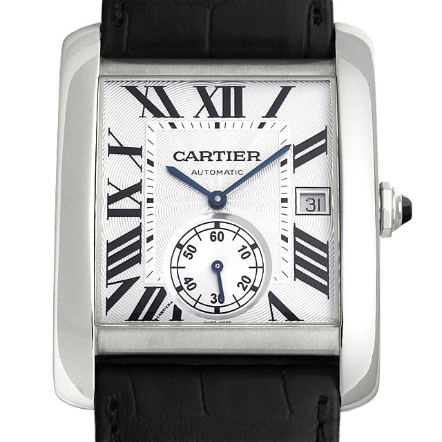 カルティエ タンクMC W5330003 メンズ(0066CAAN0742)【新品】【腕時計】【送料無料】