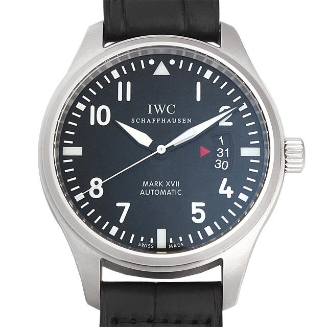 【48回払いまで無金利】IWC マーク17 マークXVII IW326501 メンズ(01ALIWAU0001)【中古】【腕時計】【送料無料】