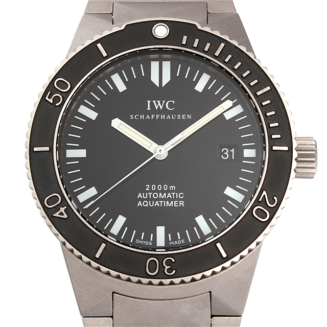 IWC aquatimer IW353601 men (12IWU000102)