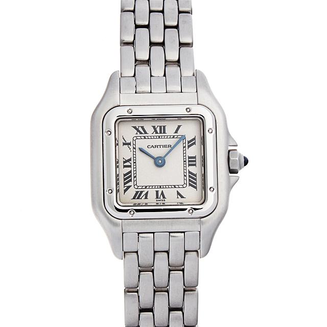 【48回払いまで無金利】カルティエ パンテール SM W25033P5 レディース(8WCAU000012)【中古】【腕時計】【送料無料】
