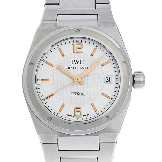 【48回払いまで無金利】SALE IWC インヂュニア IW322801 メンズ(8WIWU000007)【中古】【腕時計】【送料無料】
