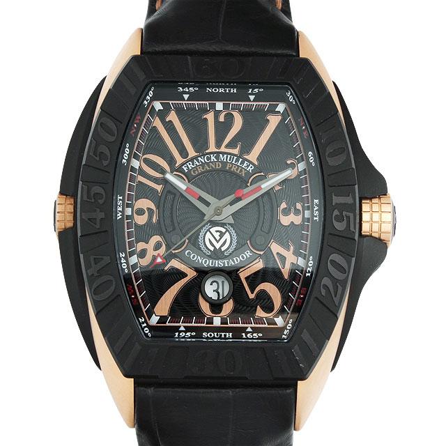 【48回払いまで無金利】SALE フランクミュラー コンキスタドール グランプリ 日本限定100本 8900SCJ 5N メンズ(009VFRAS0001)【未使用】【腕時計】【送料無料】