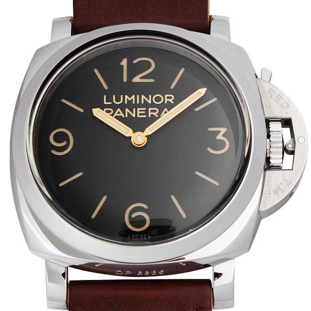 【48回払いまで無金利】パネライ ルミノール1950 3DAYS N番 PAM00372 メンズ(001HOPAU0002)【中古】【腕時計】【送料無料】