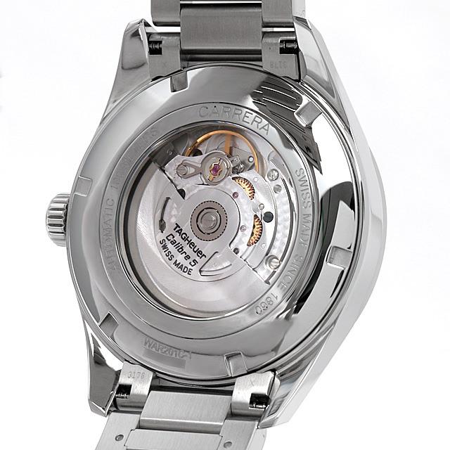 【48回払いまで無金利】タグホイヤー カレラ キャリバー5 デイデイト WAR201C.BA0723 メンズ(0066THAN0477)【新品】【腕時計】