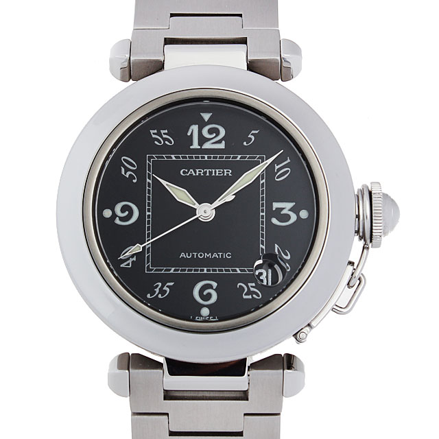 【48回払いまで無金利】カルティエ パシャC W31043M7 ボーイズ(ユニセックス)(0014CAAU0002)【中古】【腕時計】【送料無料】