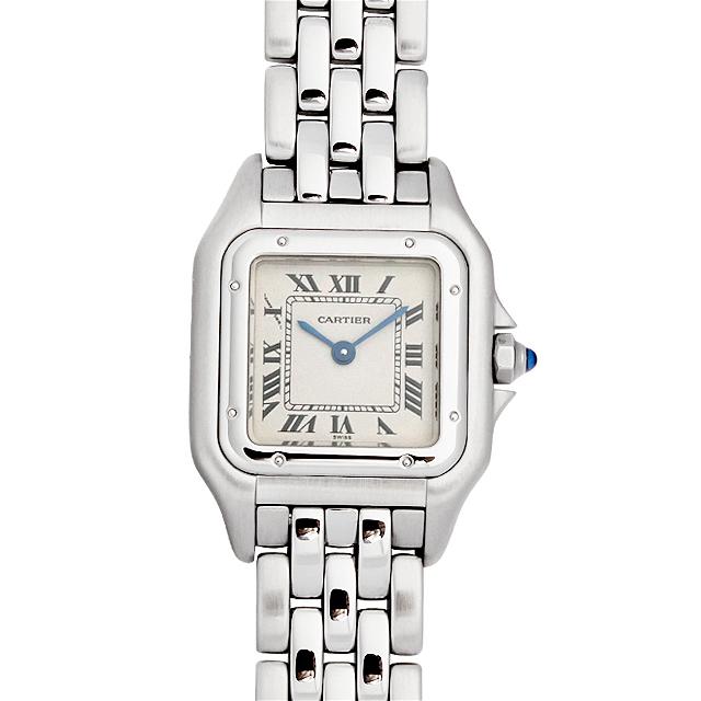 【48回払いまで無金利】カルティエ パンテール SM W25033P5 レディース(0087CAAU0011)【中古】【腕時計】【送料無料】