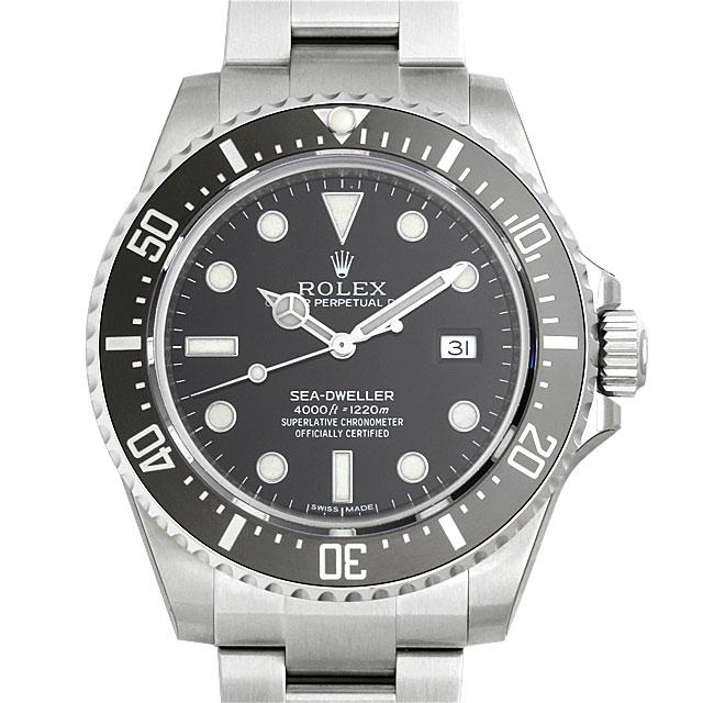 ロレックス シードゥエラー4000 116600 メンズ(0IFWROAN0001)【新品】【腕時計】【送料無料】