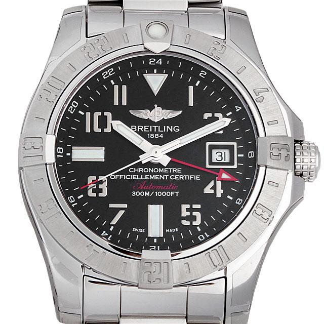 【48回払いまで無金利】ブライトリング アベンジャーII GMT A329B34PSS メンズ(009FBRAN0009)【新品】【腕時計】【送料無料】