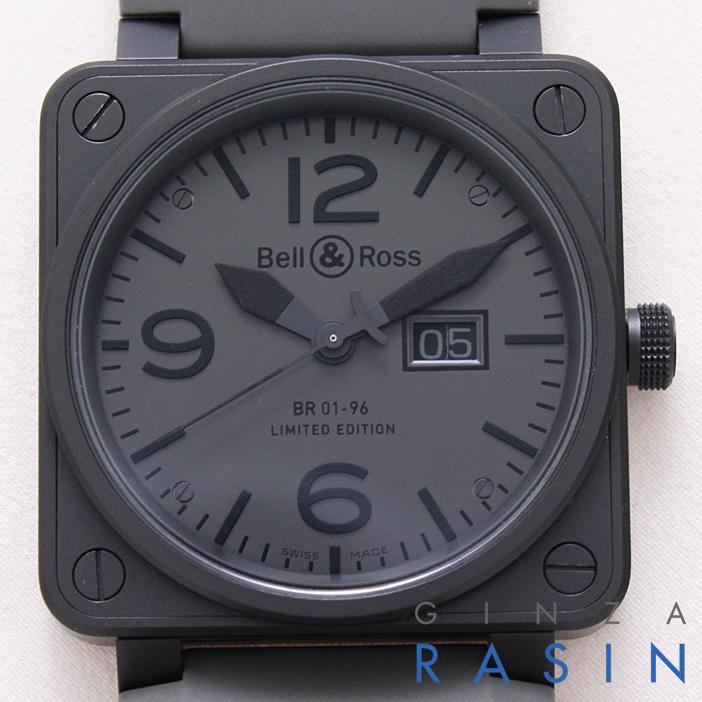 【48回払いまで無金利】ベル&ロス コマンド 500本限定モデル BR01-96 メンズ(N-BEL11031102)【新品】【腕時計】【送料無料】