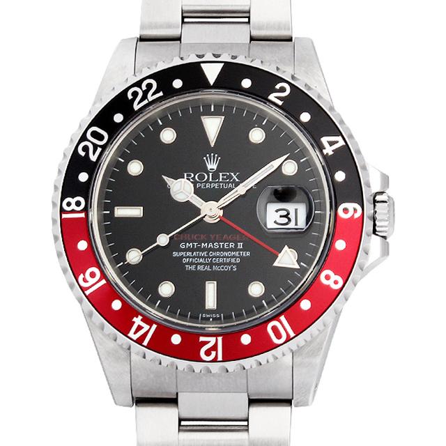SALE 롤렉스 GMT 마스터 II 빨강흑베제르리아르막코이즈체크이에이가세칸드모델 A차례 16710 맨즈(0014 ROAU0022)