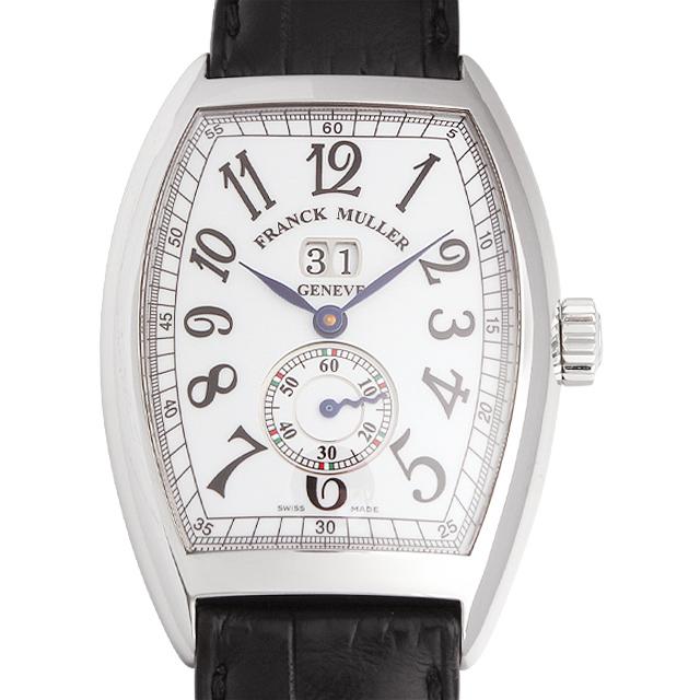 【48回払いまで無金利】フランクミュラー トノーカーベックス グランギシェ イタリア限定 7880S6 GG AT AC メンズ(009MFRAU0002)【中古】【腕時計】【送料無料】