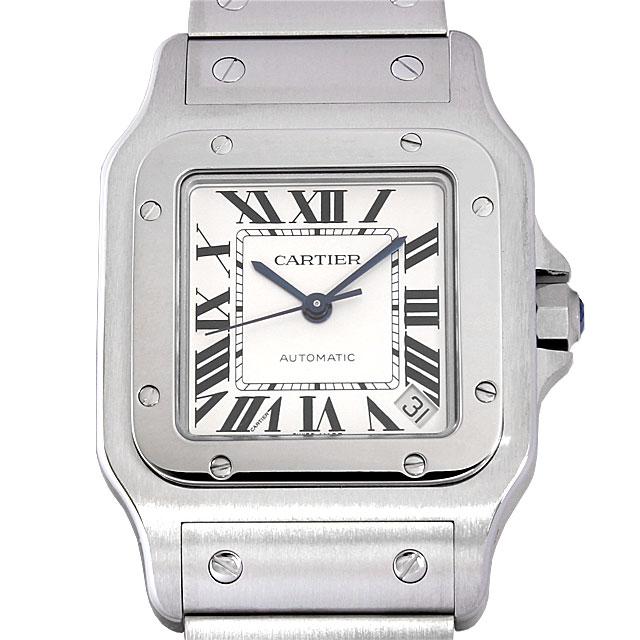 カルティエ サントスガルベ XL W20098D6 メンズ(006MCAAR0001)【新品】【腕時計】【送料無料】