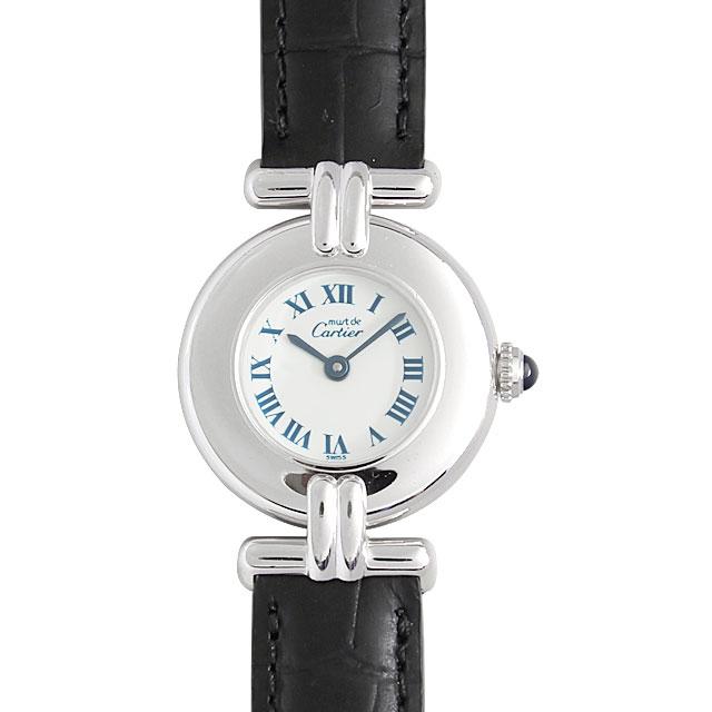 【48回払いまで無金利】カルティエ マストコリゼ レディース(008WCAAU0015)【中古】【腕時計】【送料無料】