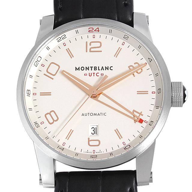 【48回払いまで無金利】モンブラン タイムウォーカー ボイジャーUTC 109136 メンズ(0066MLAN0005)【新品】【腕時計】【送料無料】