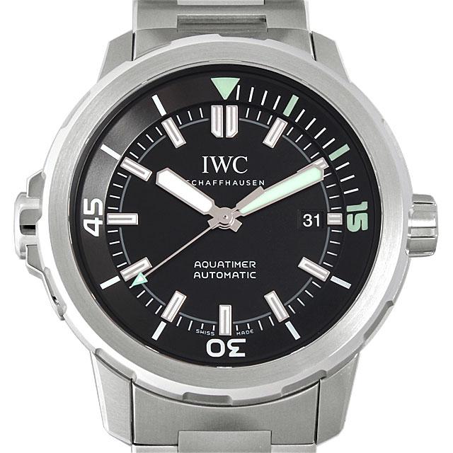 【48回払いまで無金利】IWC アクアタイマー オートマティック IW329002 メンズ(007NIWAN0052)【新品】【腕時計】【送料無料】【キャッシュレス5%還元】