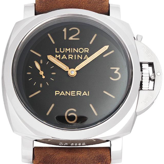 【48回払いまで無金利】パネライ ルミノール1950 3DAYS P番 PAM00422 メンズ(003IOPAS0004)【中古】【未使用】【腕時計】【送料無料】