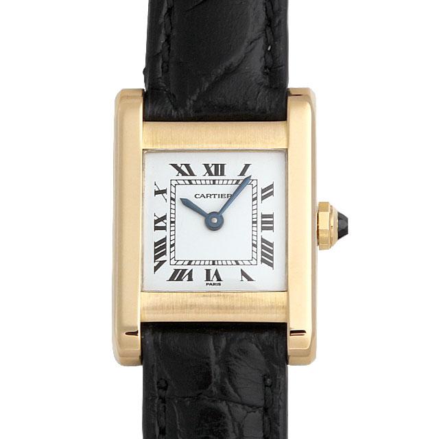 【48回払いまで無金利】カルティエ タンクノーマル レディース(0050CAAA0001)【アンティーク】【腕時計】【送料無料】