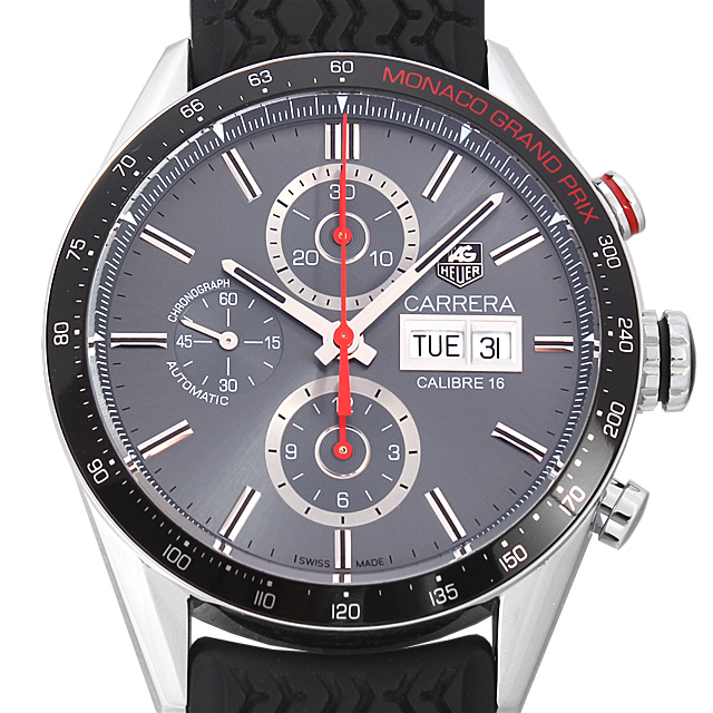 Tag Heuer Carrera calibre 16 day-Date Watch Monaco Grand Prix World Limited  Edition 4 589c75c9d6