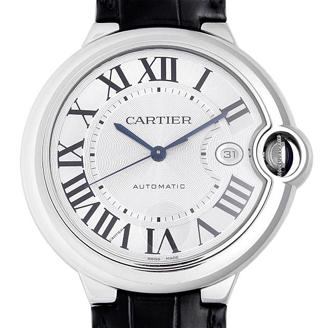 【48回払いまで無金利】カルティエ バロンブルー LM W69016Z4 メンズ(0066CAAN0744)【新品】【腕時計】【送料無料】