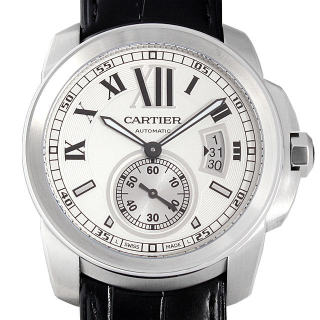 【48回払いまで無金利】カルティエ カリブル ドゥ カルティエ W7100037 メンズ(0066CAAN0746)【新品】【腕時計】【送料無料】