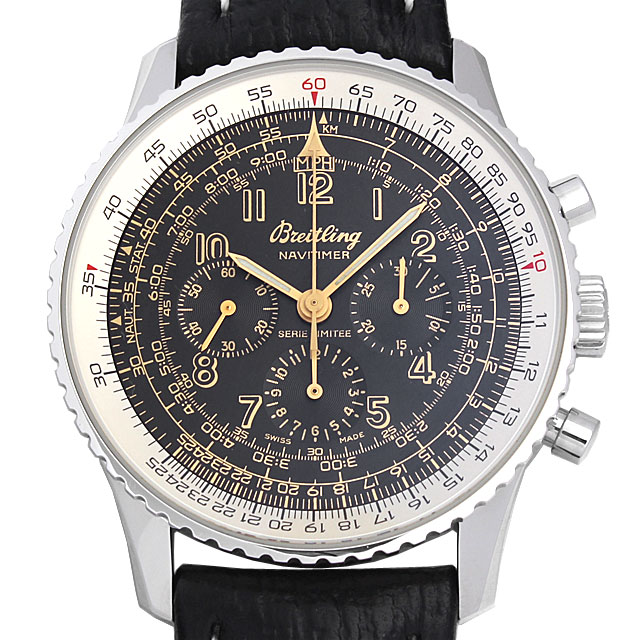 Breitling Navitimer mechanic Japan Limited Edition 400 this A120BNMFBA(A11022.1) mens (0063BRAU0005)