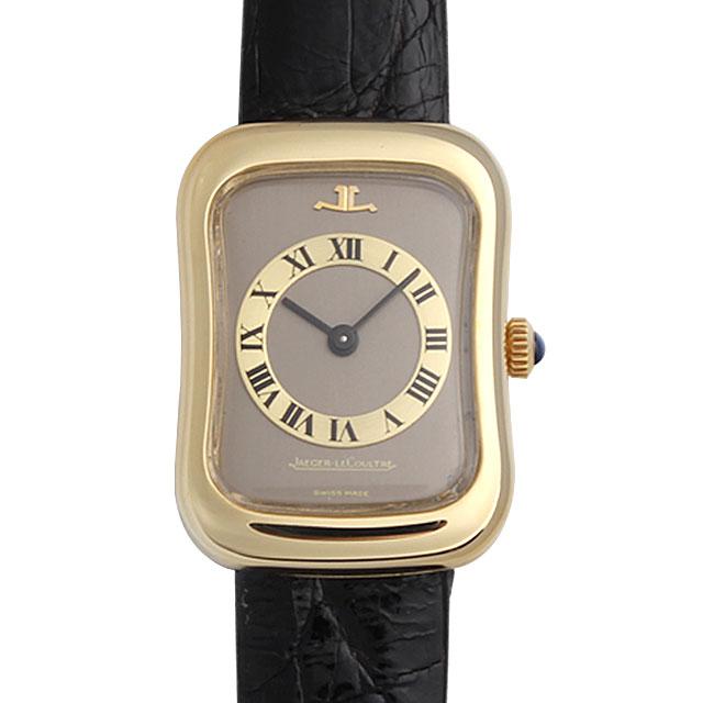【48回払いまで無金利】ジャガールクルト レクタンギュラー Cal.841 レディース(008KJLAA0001)【アンティーク】【腕時計】【送料無料】