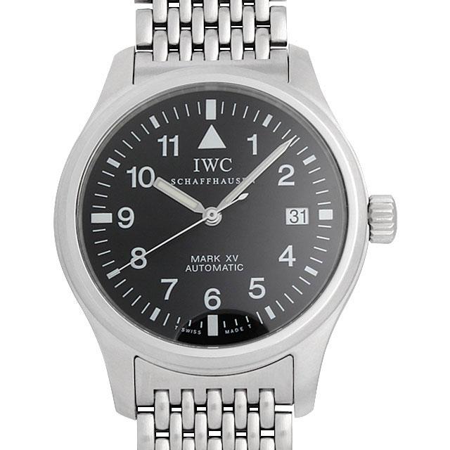【48回払いまで無金利】IWC マーク15 マークXV IW325302(3253-02) メンズ(031FIWAU0002)【中古】【腕時計】【送料無料】