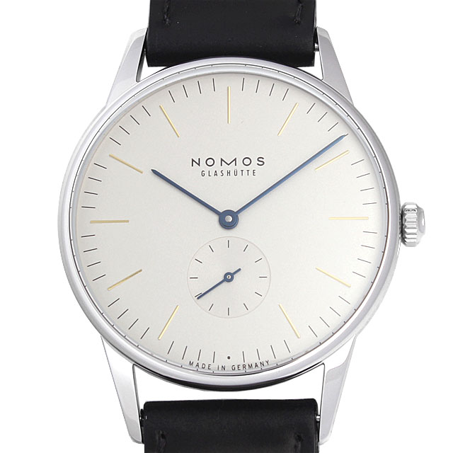 【48回払いまで無金利】ノモス オリオン38 OR1A3GW238(384) メンズ(0064NOAN0244)【新品】【腕時計】【送料無料】