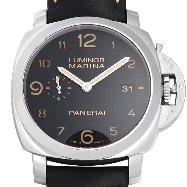 【48回払いまで無金利】パネライ ルミノールマリーナ 1950 3DAYS R番 PAM00359 メンズ(0BDEOPAS0010)【未使用】【腕時計】【送料無料】