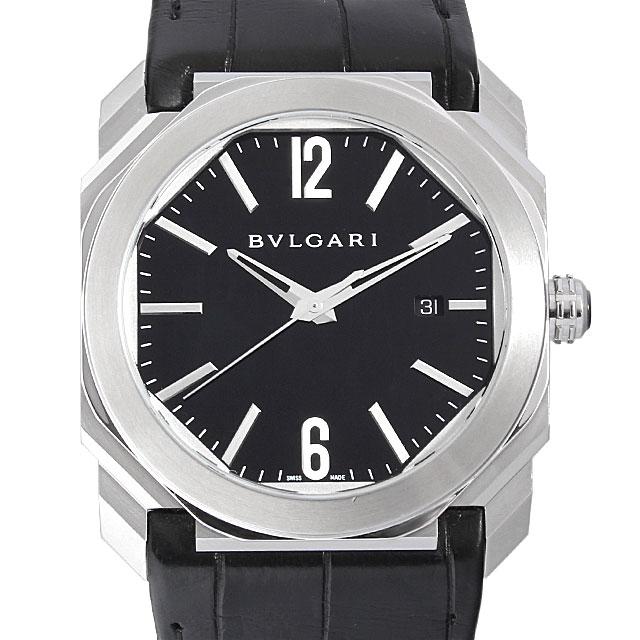 【48回払いまで無金利】SALE ブルガリ オクト BGO41BSLD メンズ(0063BVAU0001)【中古】【腕時計】【送料無料】