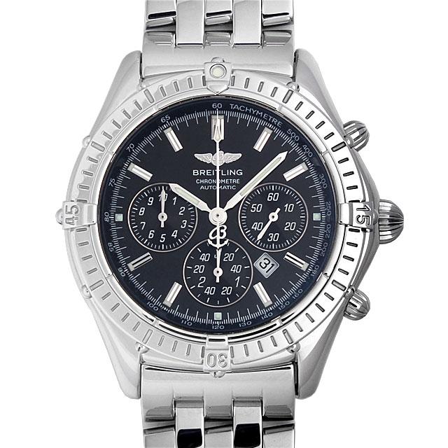 【48回払いまで無金利】ブライトリング シャドウ フライバッククロノグラフ A35312 メンズ(006XBRAU0012)【中古】【腕時計】【送料無料】