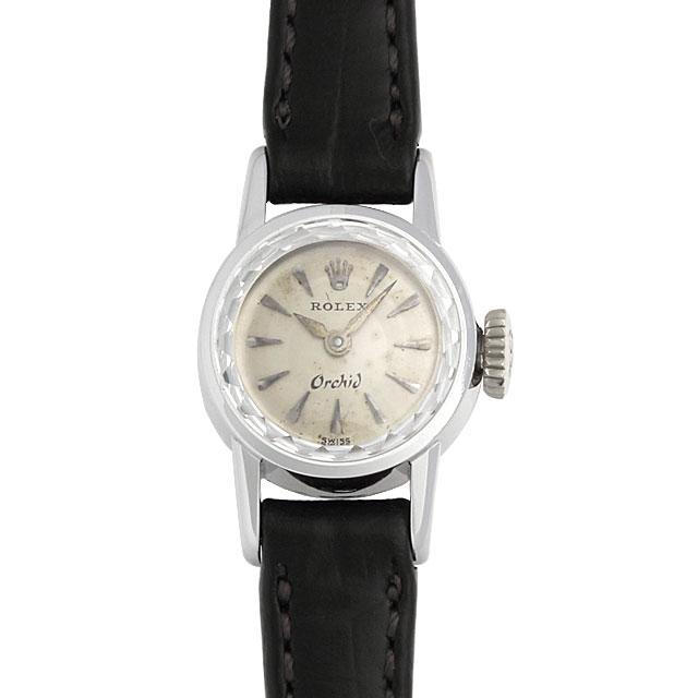 【48回払いまで無金利】ロレックス オーキッド 73番 レディース(006XROAA0019)【アンティーク】【腕時計】【送料無料】