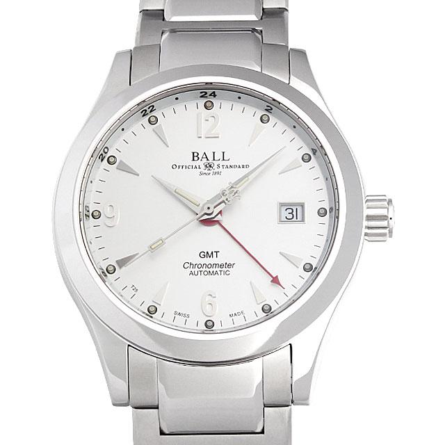 【48回払いまで無金利】ボールウォッチ エンジニアII オハイオ GMT GM1032C-S2CJ-SL メンズ(0066BLAN0047)【新品】【腕時計】【送料無料】