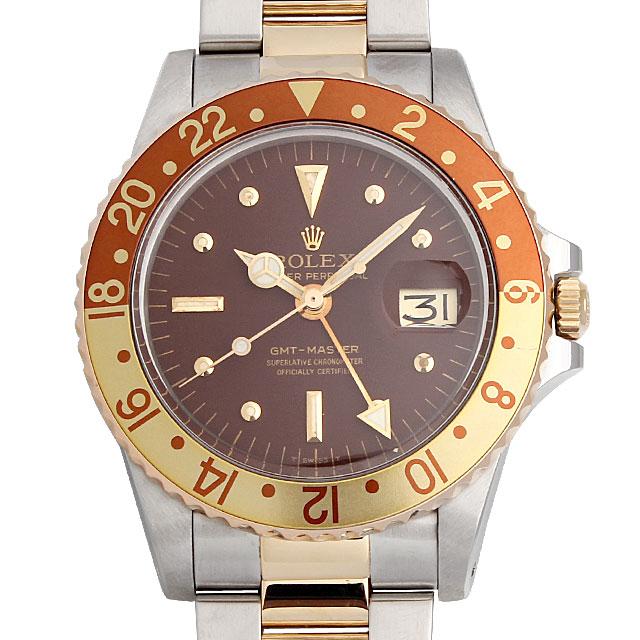 롤렉스 GMT 마스터 55번1675/3후지 단지 다이얼 맨즈(009 MROAA0007)