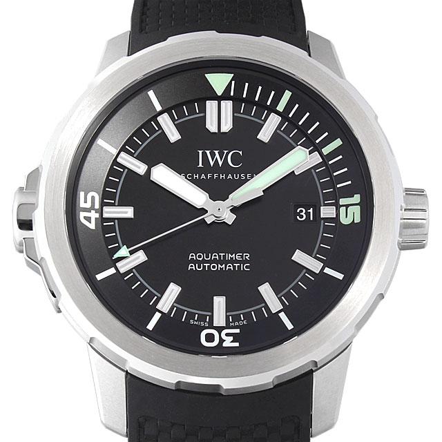 IWC アクアタイマー オートマティック IW329001 メンズ(0671IWAN0002)【新品】【腕時計】【送料無料】